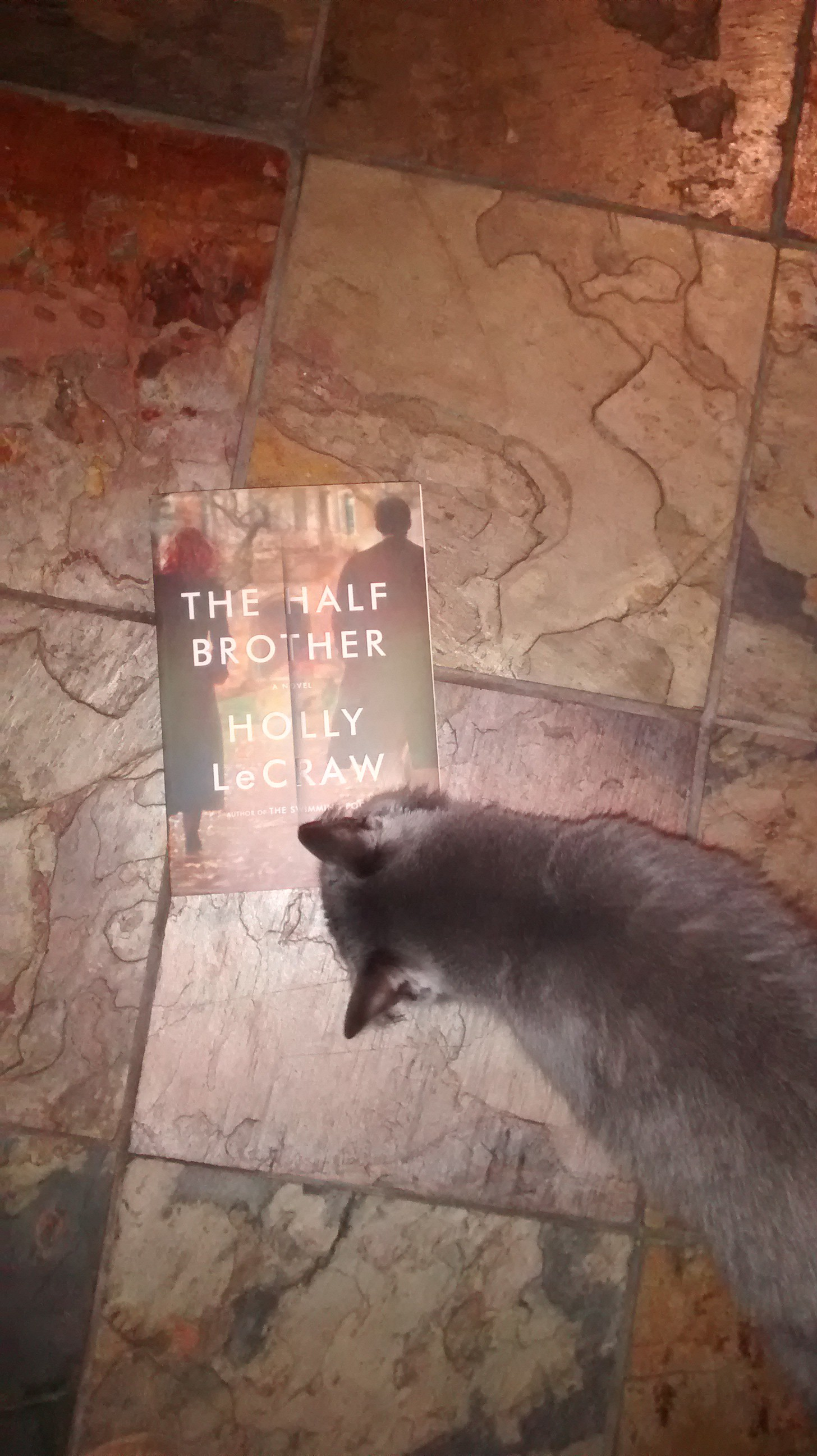 Pearl enjoyed this book just as much as I did