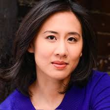 The author Celeste Ng