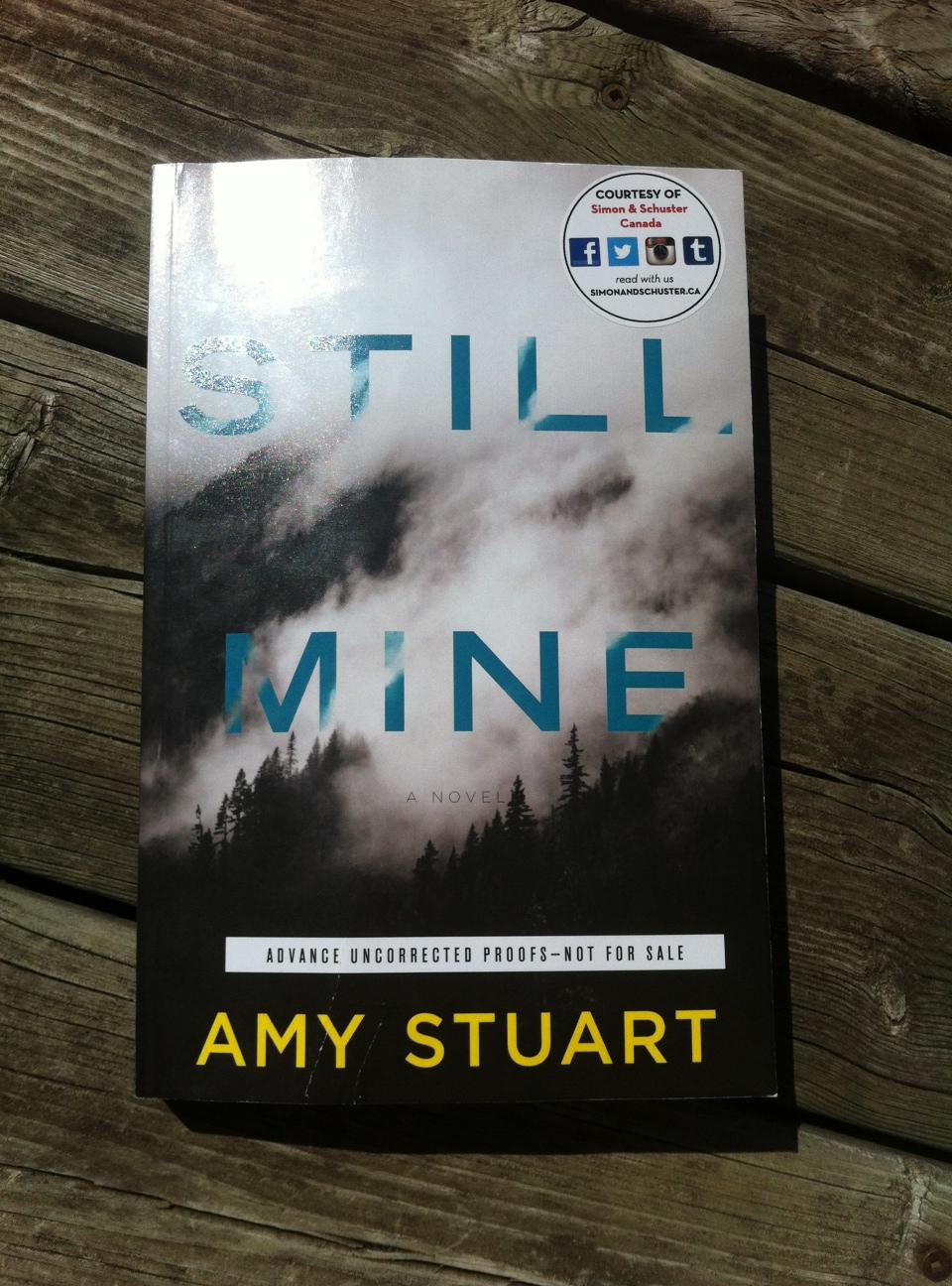Book Review: Still Mine by Amy Stuart