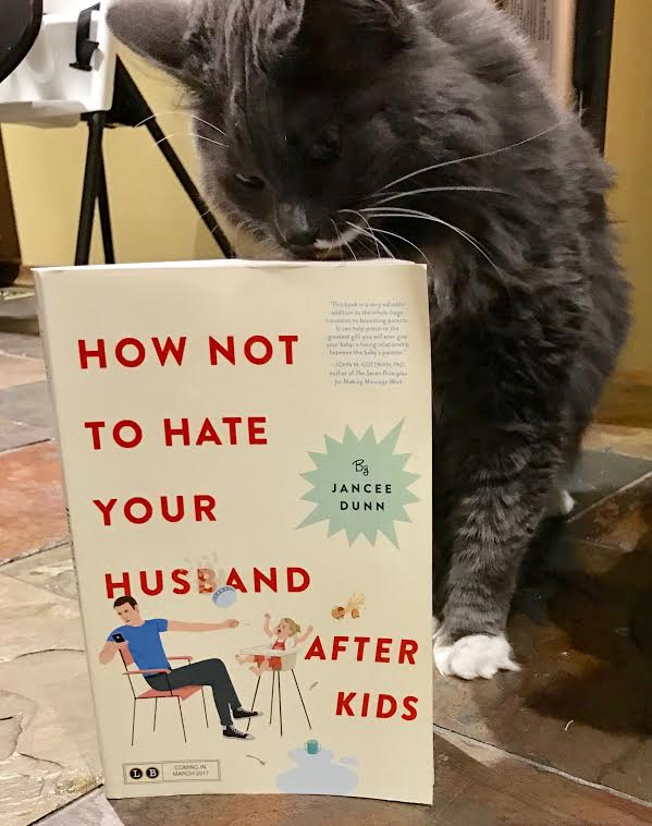 Book Review: How Not to Hate Your Husband After Kids by Jancee Dunn