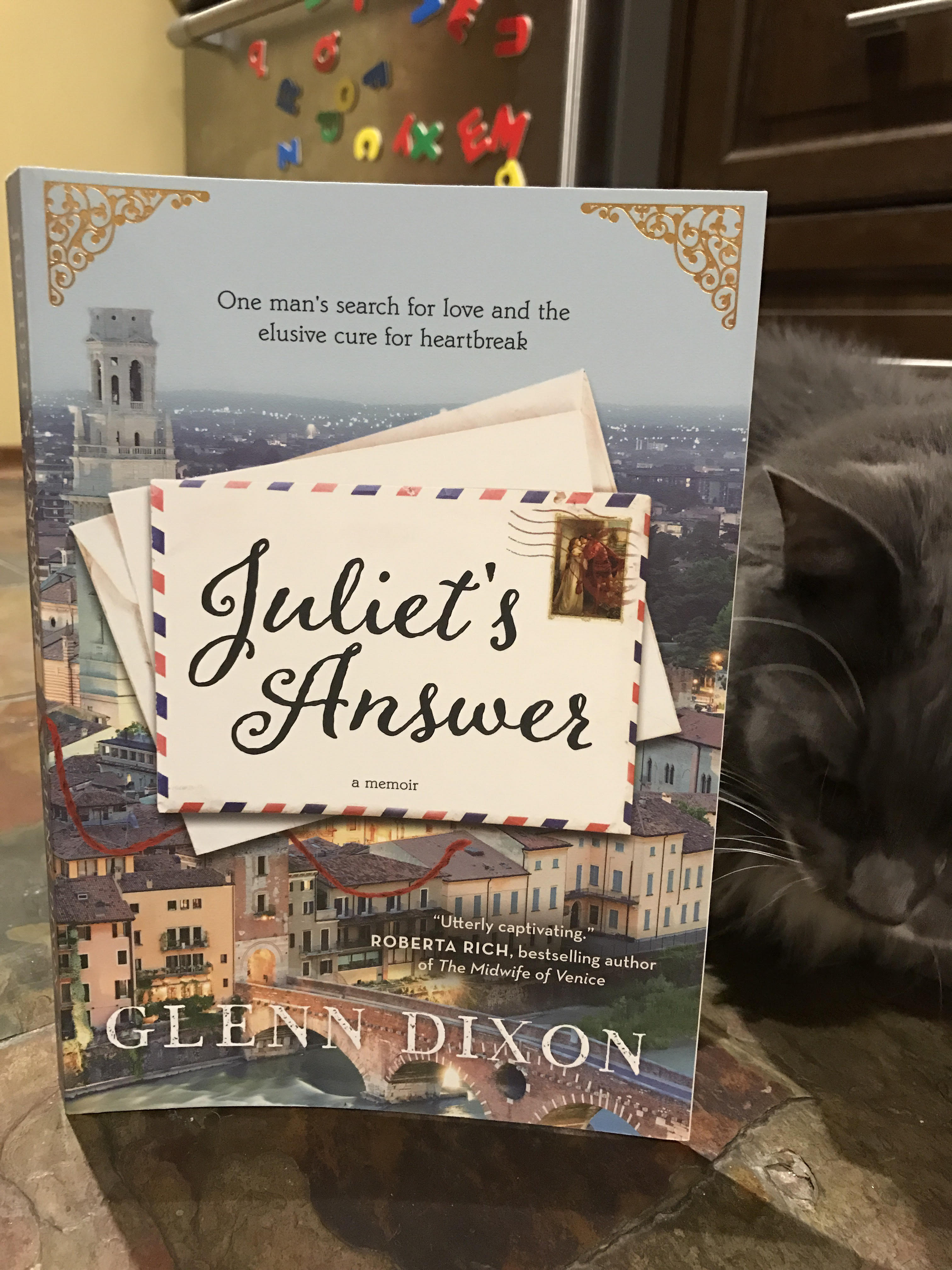 Book Review: Juliet's Answer by Glenn Dixon