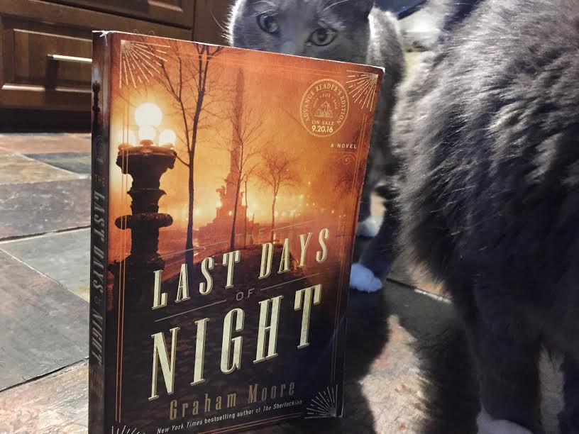 Book Review: Last Days of Night by Graham Moore
