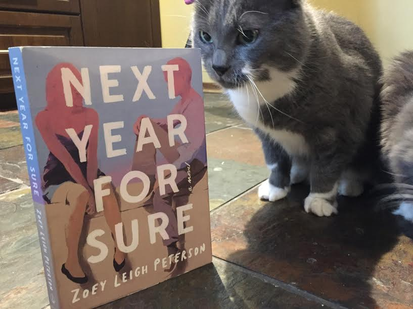 Book Review: Next Year For Sure by Zoey Leigh Peterson