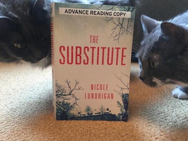 Book Review: The Substitute by Nicole Lundrigan