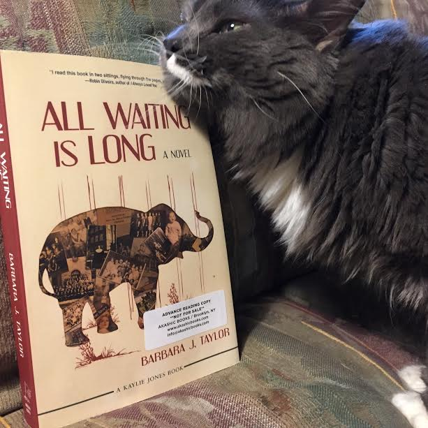 Book Review: All Waiting is Long by Barbara J. Taylor