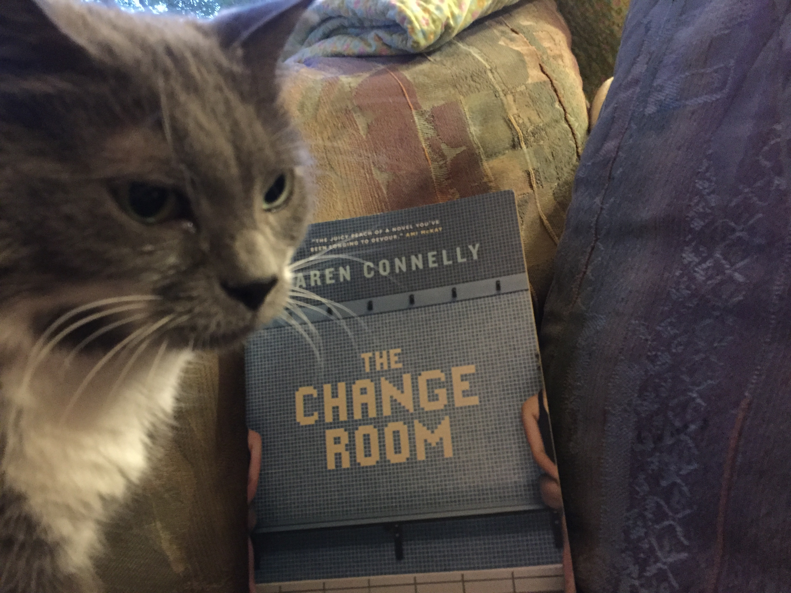 Book Review: The Change Room by Karen Connelly