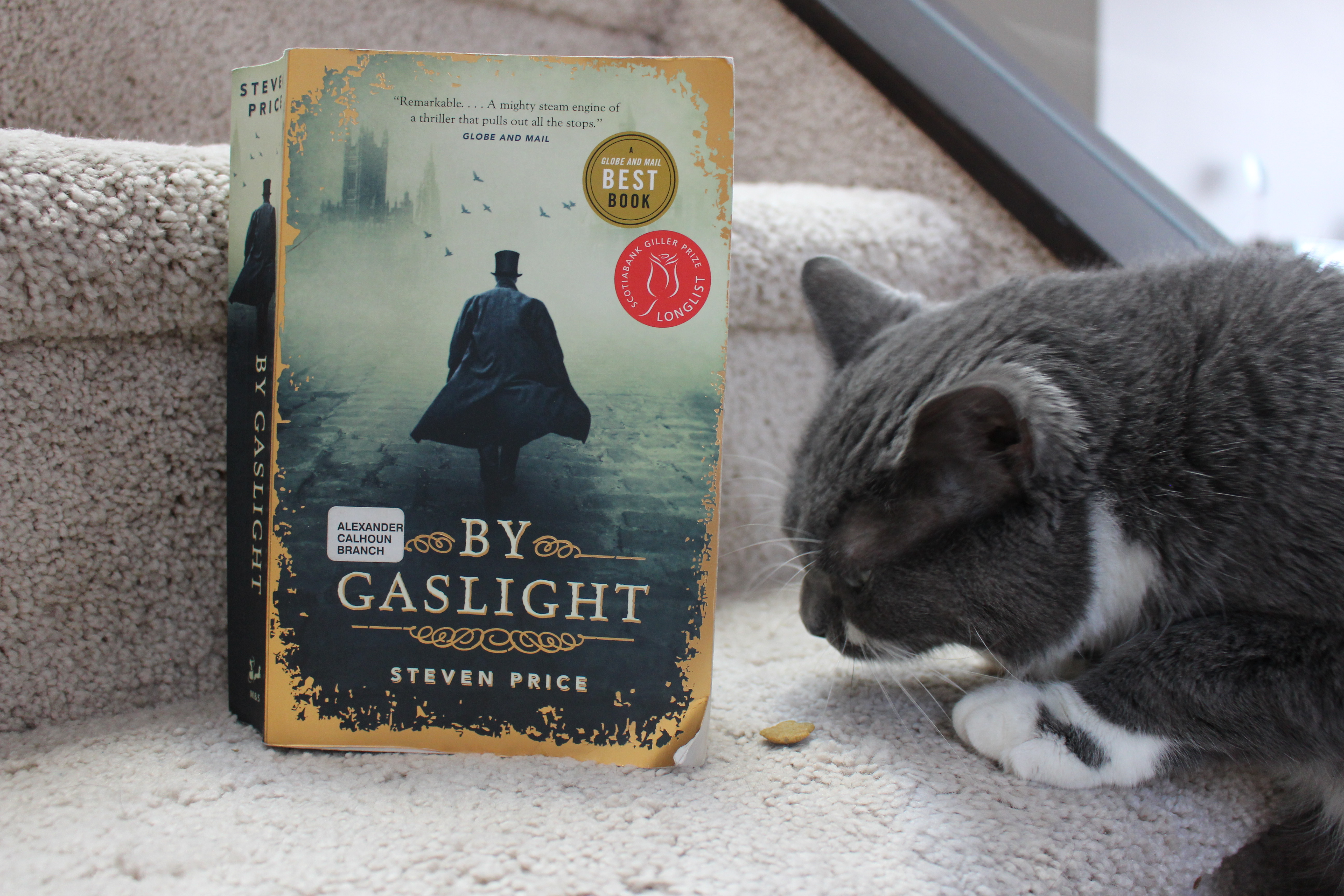 Book Review: By Gaslight by Steven Price