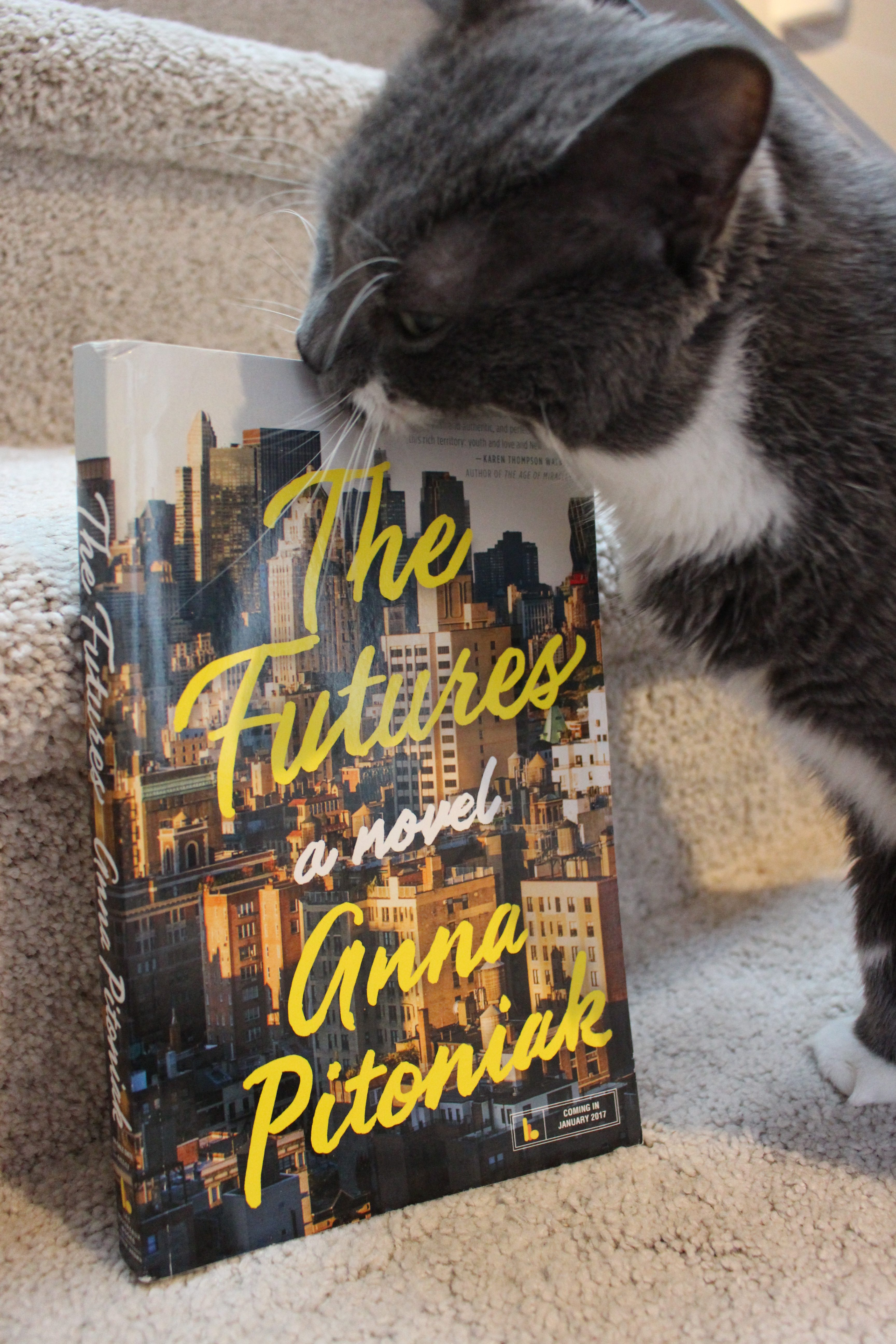 Book Review: The Futures by Anna Pitoniak