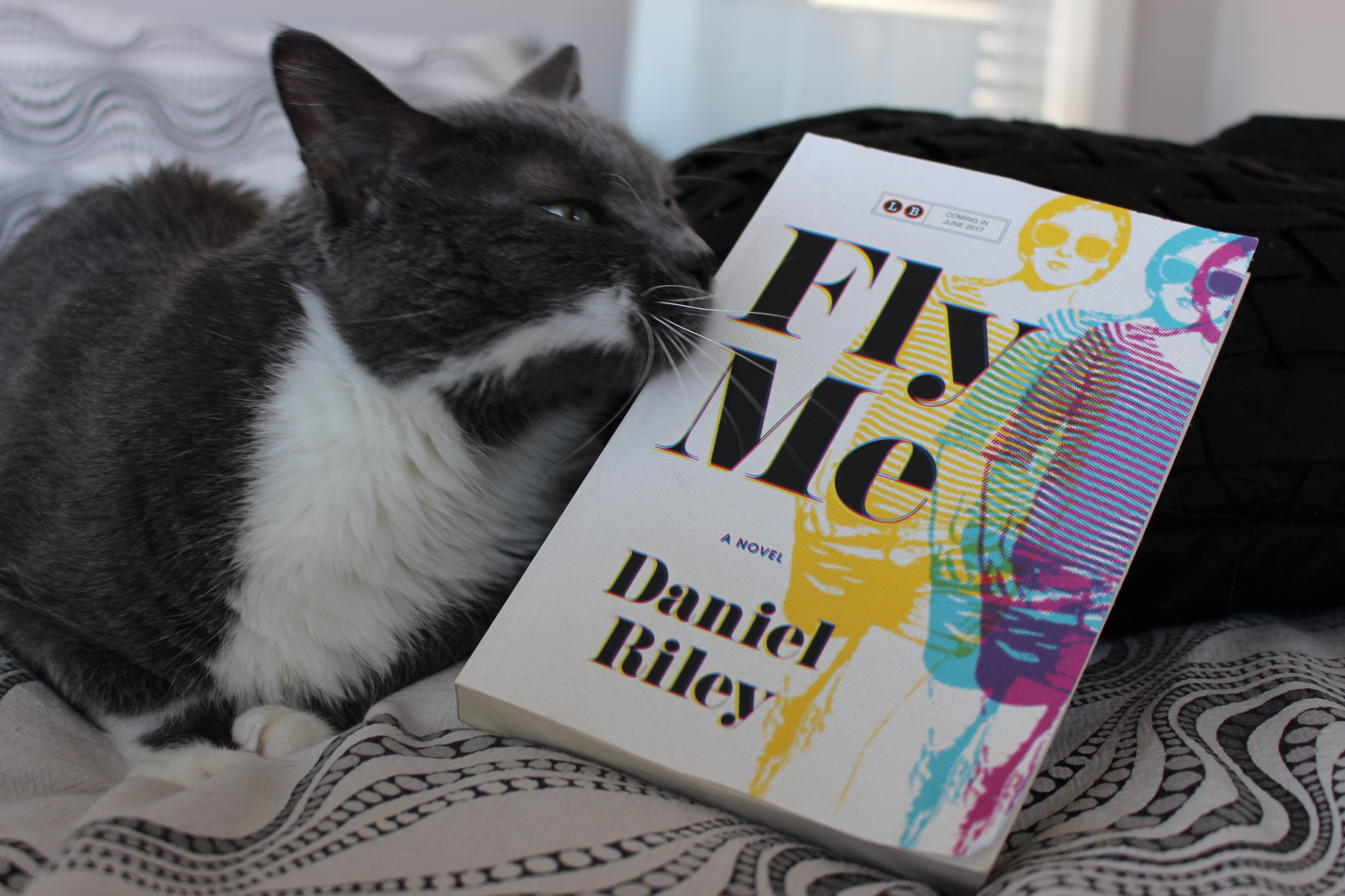 Book Review: Fly Me by Daniel Riley