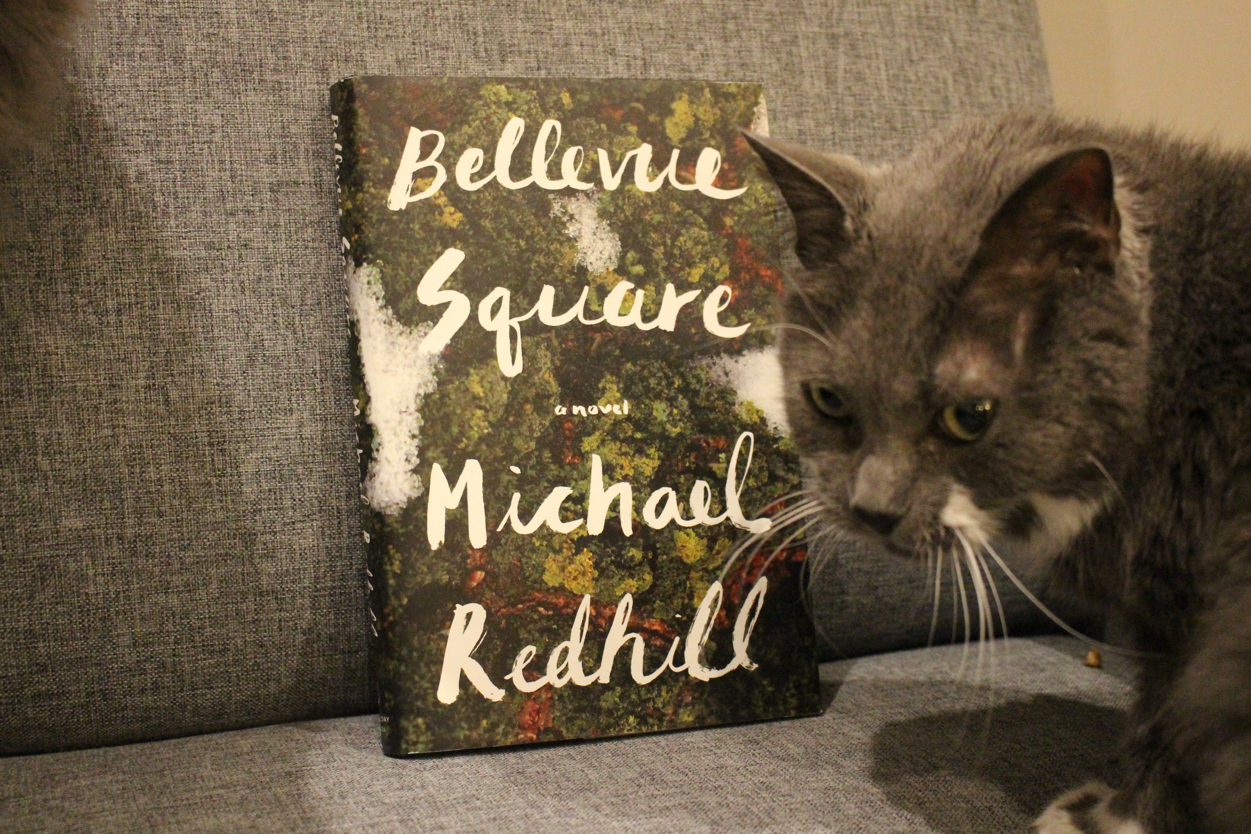 Video Review: Bellevue Square by Michael Redhill