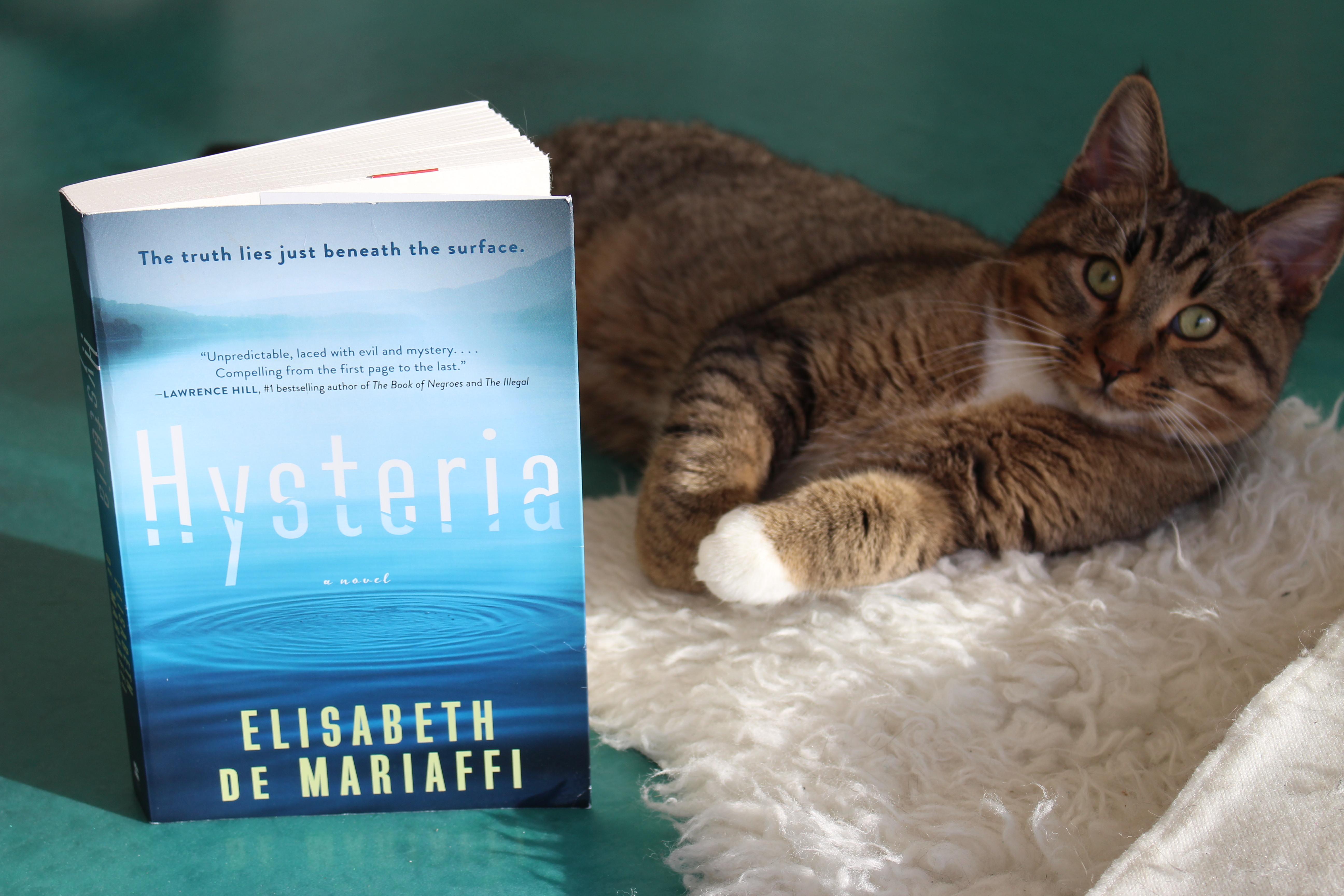 Book Review: Hysteria by Elisabeth de Mariaffi