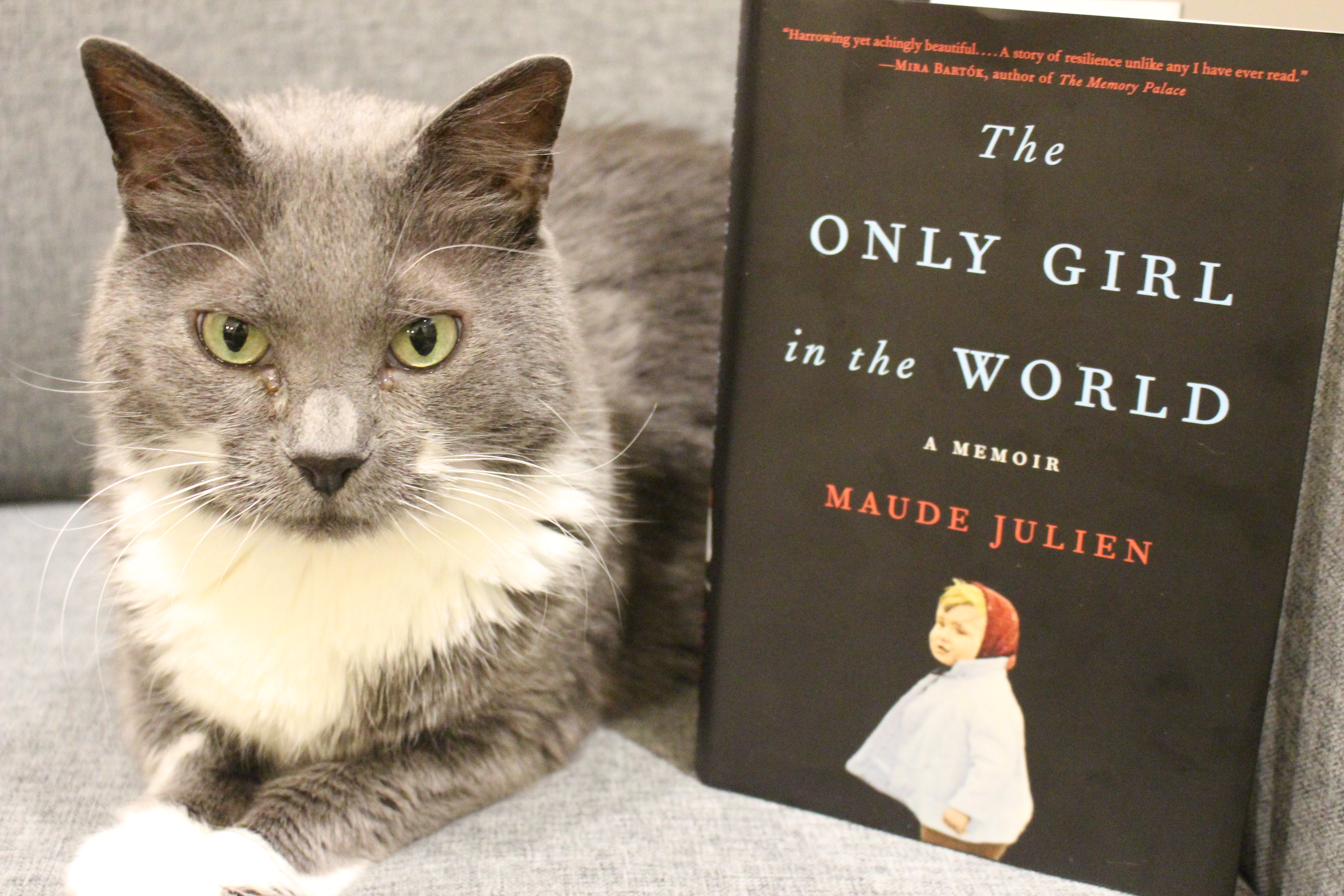 Book Review: The Only Girl in the World by Maude Julien