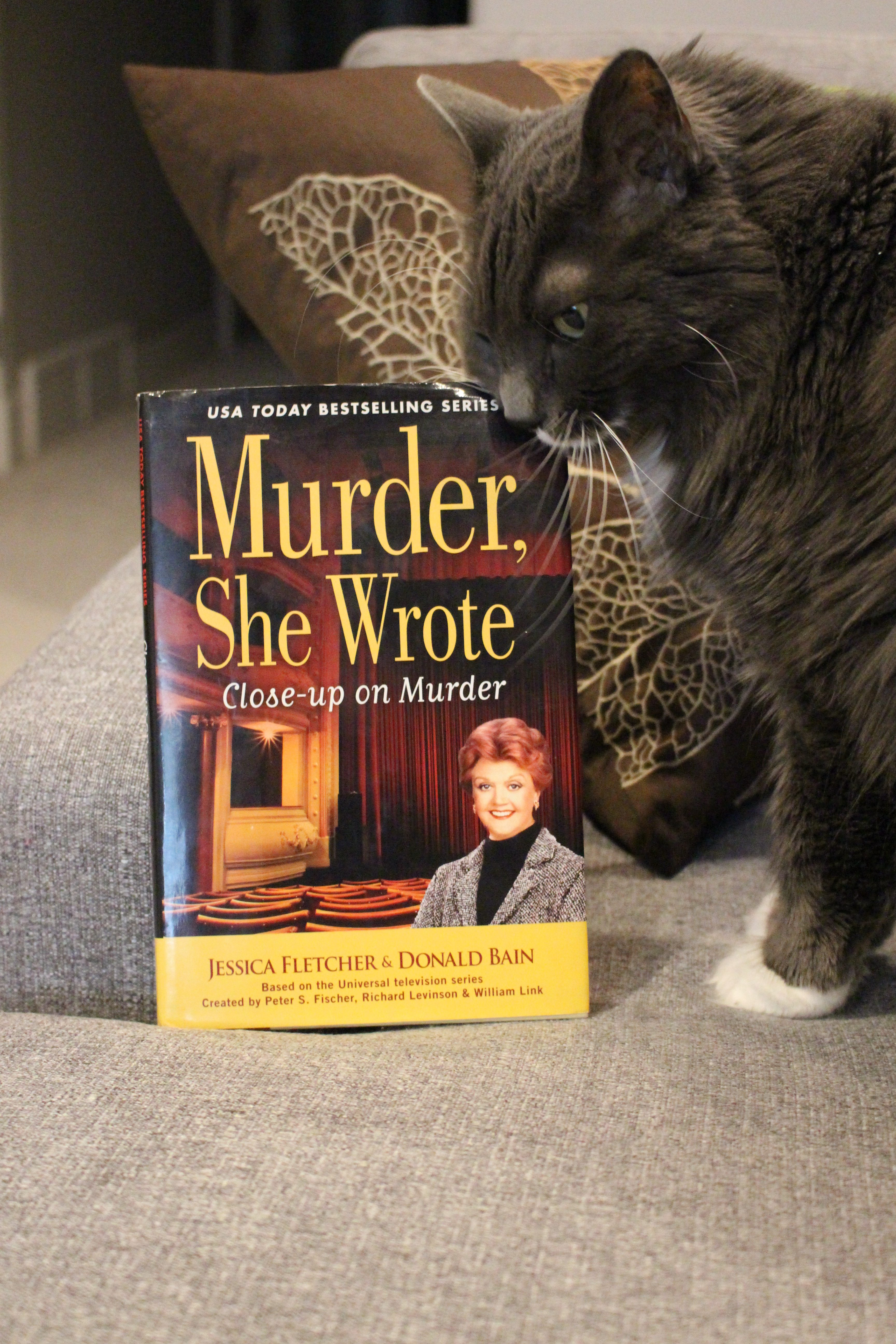 Book Review: Close-up on Murder: A Murder, She Wrote Mystery
