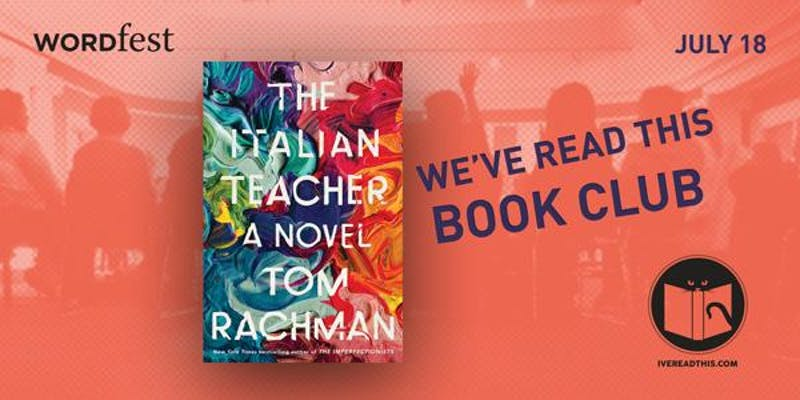 Video Review: The Italian Teacher by Tom Rachman
