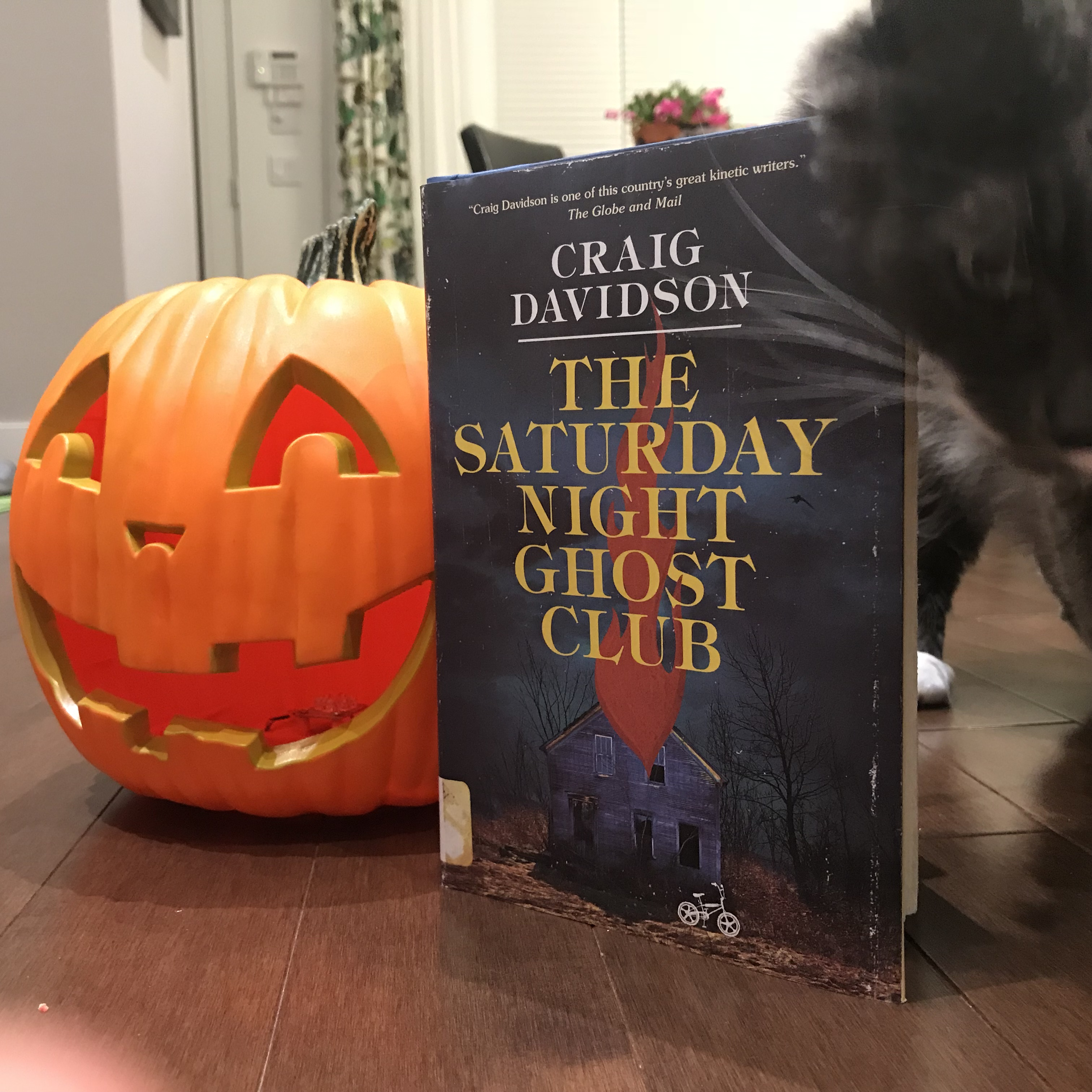 Halloween Video Review: The Saturday Night Ghost Club by Craig Davidson
