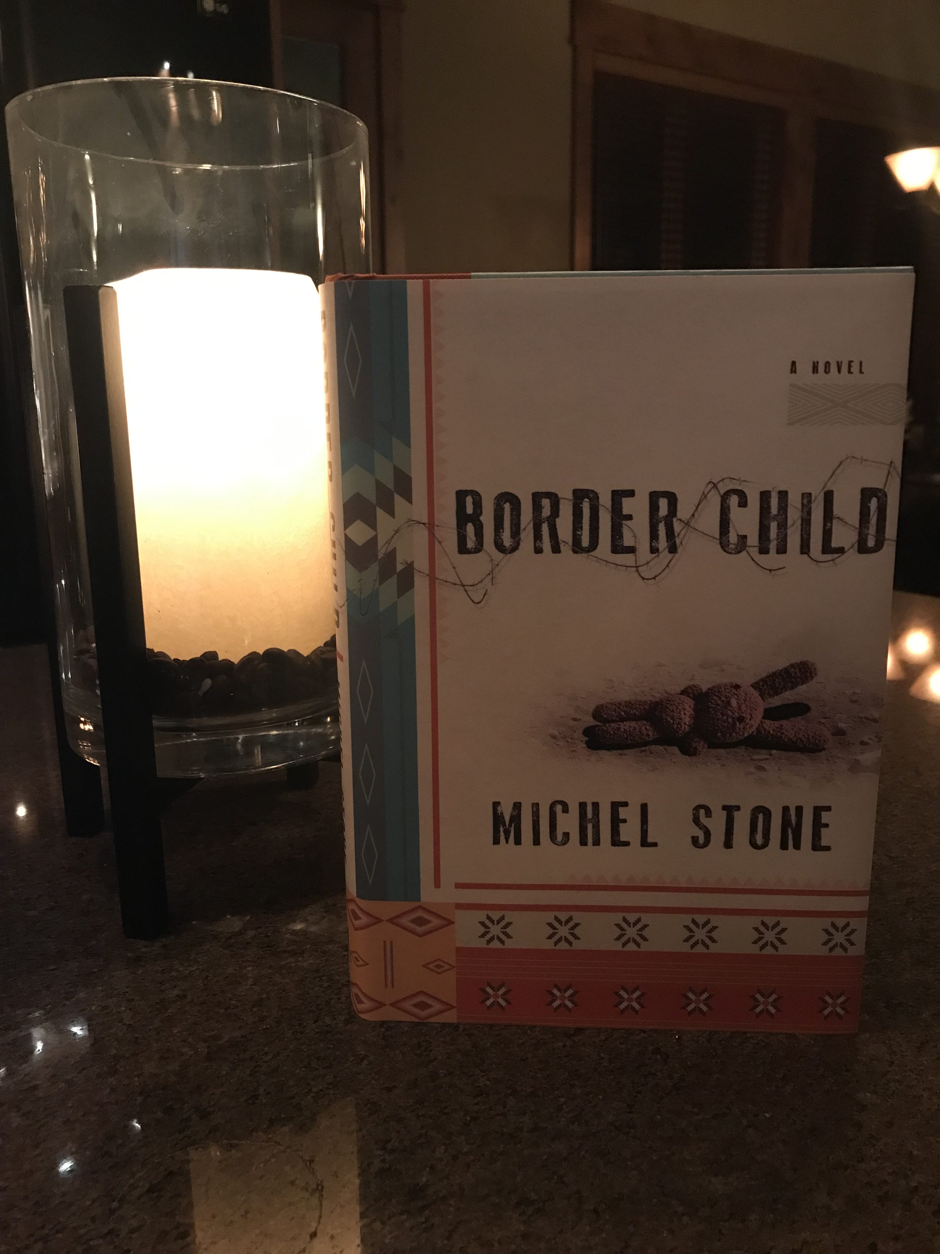 Book Review: Border Child by Michel Stone
