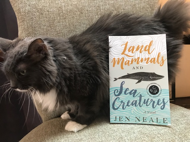 Book Review: Land Mammals and Sea Creatures by Jen Neale