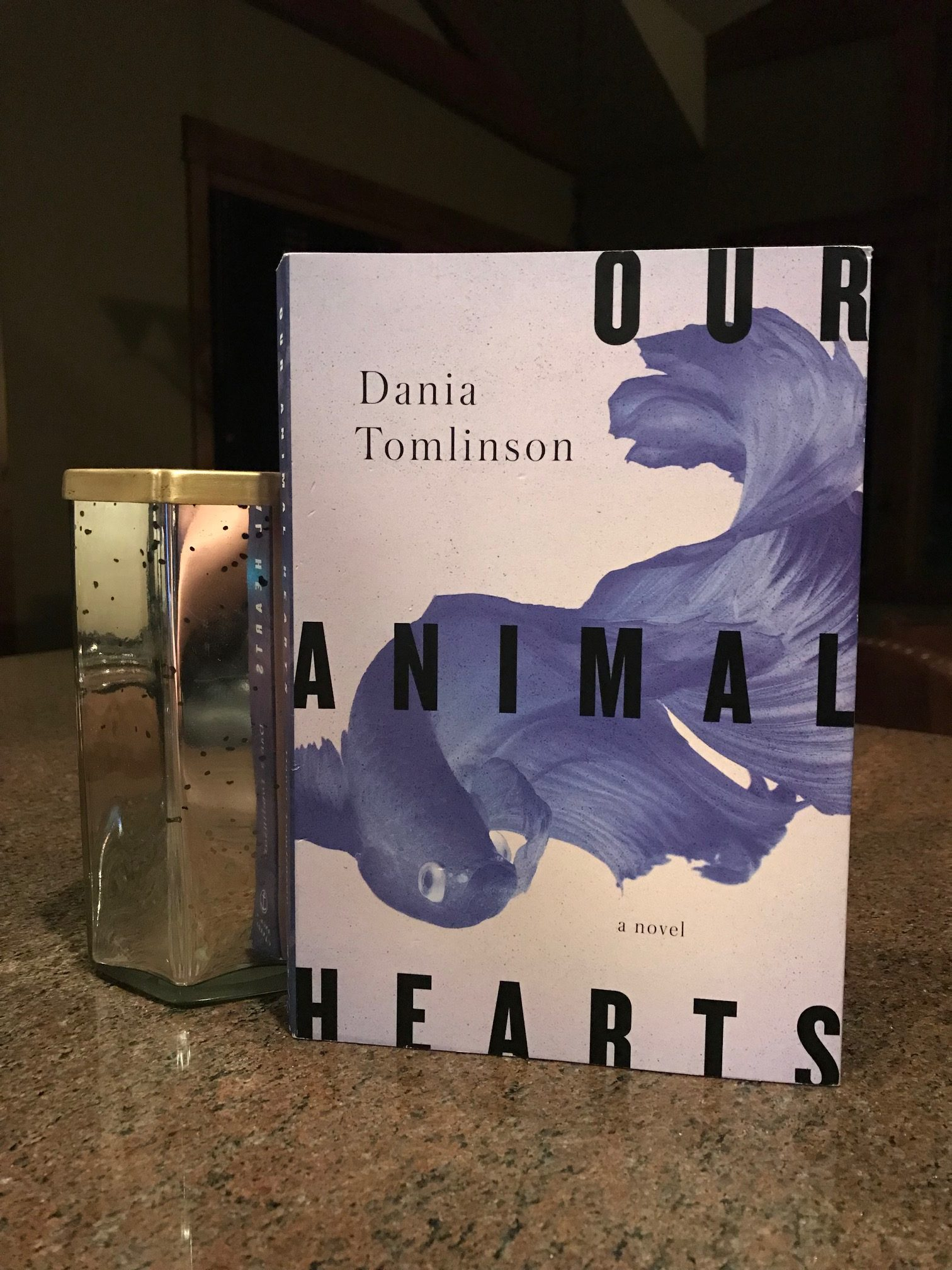 Book Review: Our Animal Hearts by Dania Tomlinson
