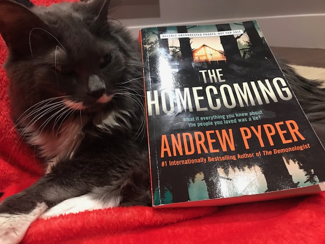 Book Review: The Homecoming by Andrew Pyper