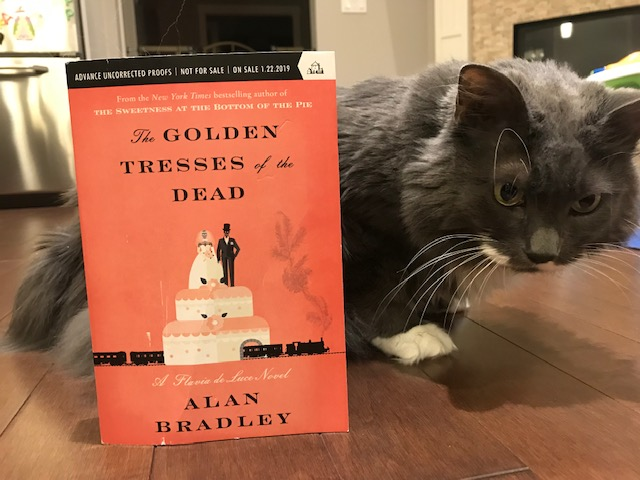 Book Review: The Golden Tresses of the Dead by Alan Bradley