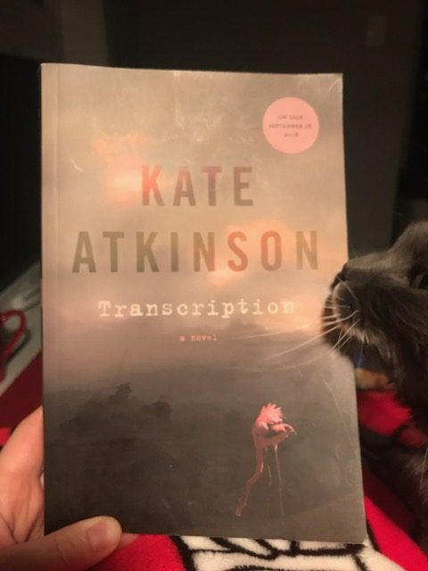 Book Review: Transcription by Kate Atkinson
