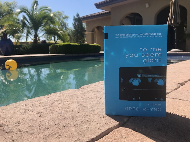 Book Review: To Me You Seem Giant by Greg Rhyno