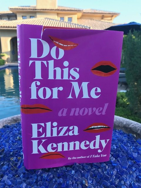 Book Review: Do This For Me by Eliza Kennedy