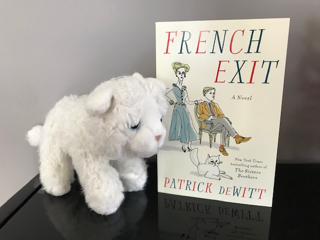 book cover of French Exit by Patrick deWitt
