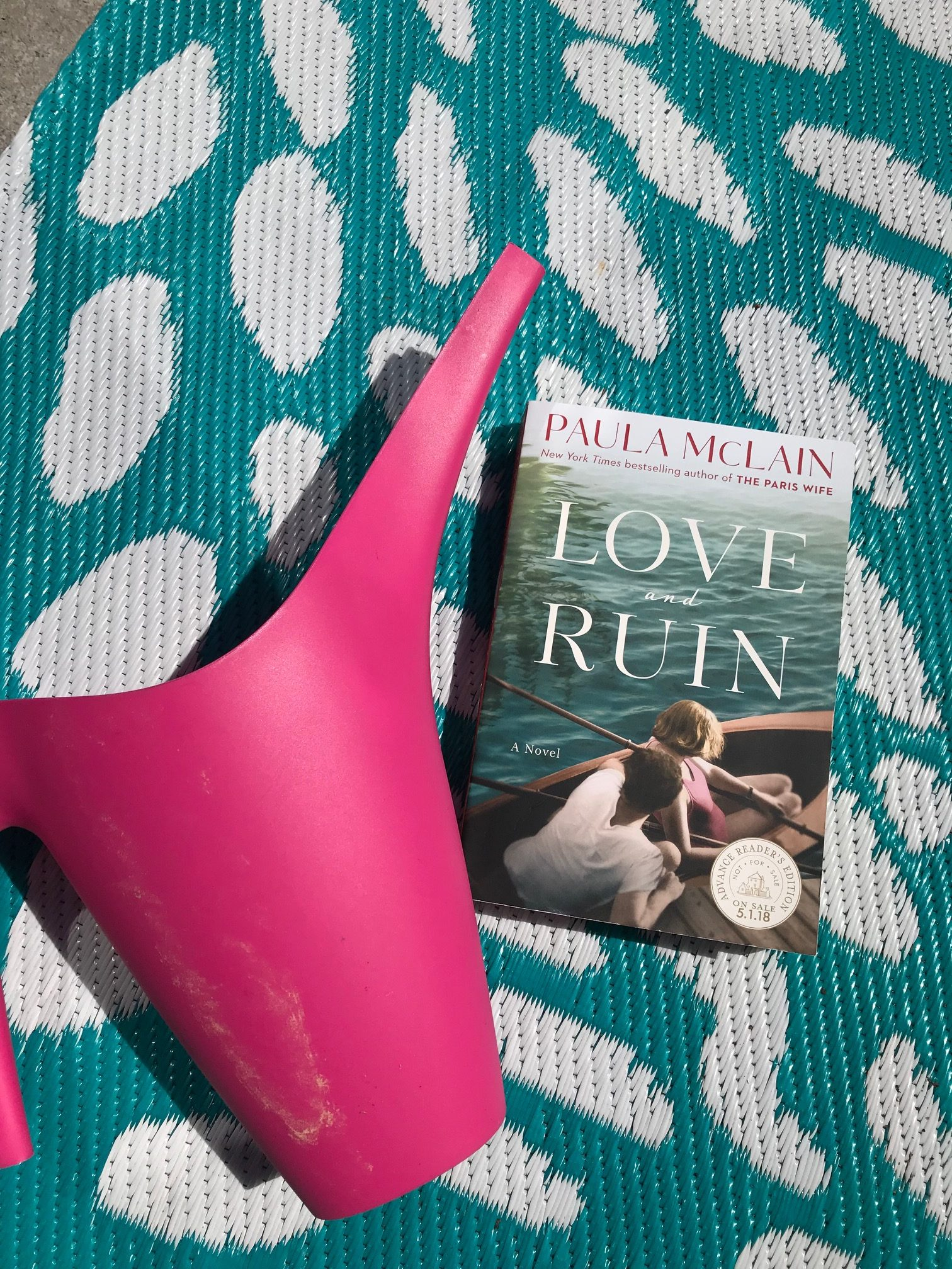 Book Review: Love and Ruin by Paula McLain