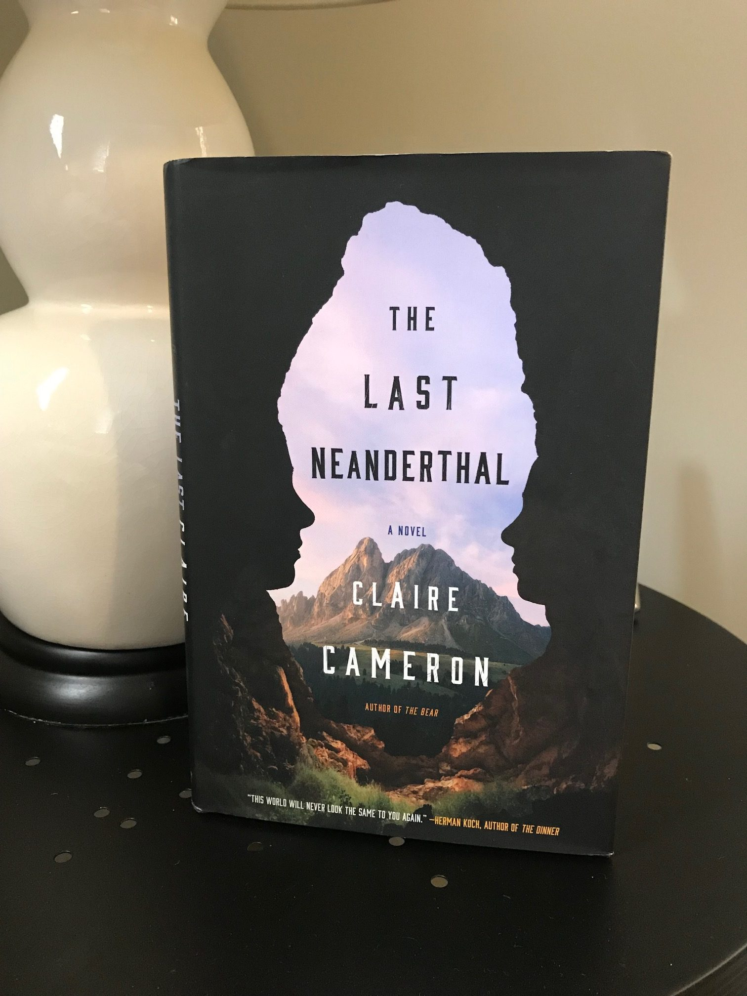 Book Review: The Last Neanderthal by Claire Cameron
