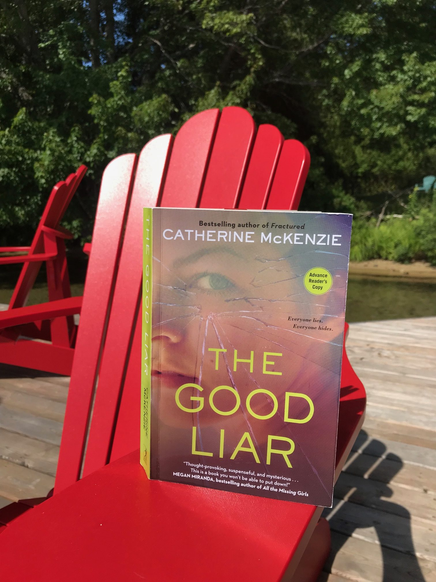 Double Book Review: The Good Liar and I'll Never Tell by Catherine McKenzie