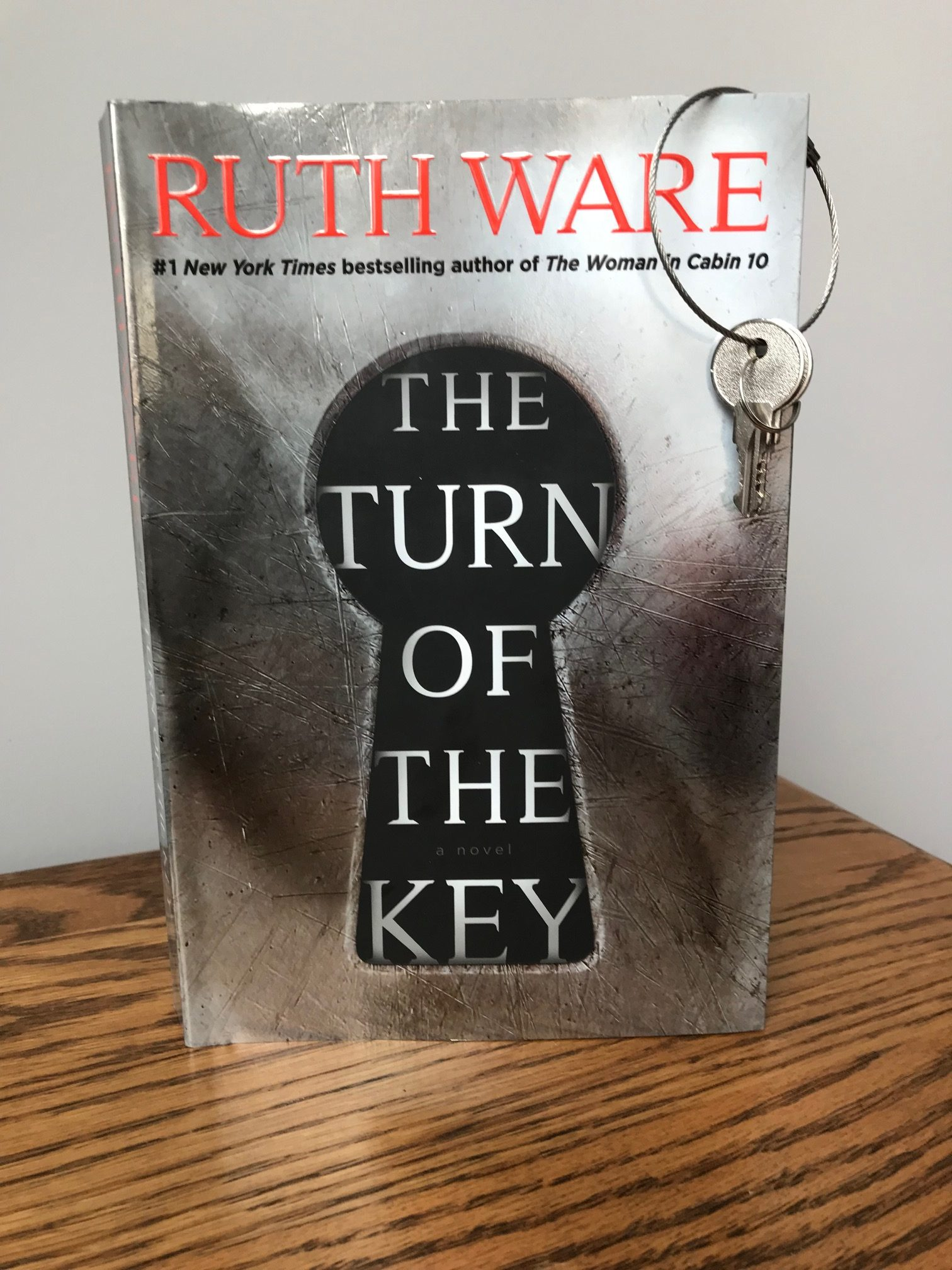 Book Review: The Turn of the Key by Ruth Ware