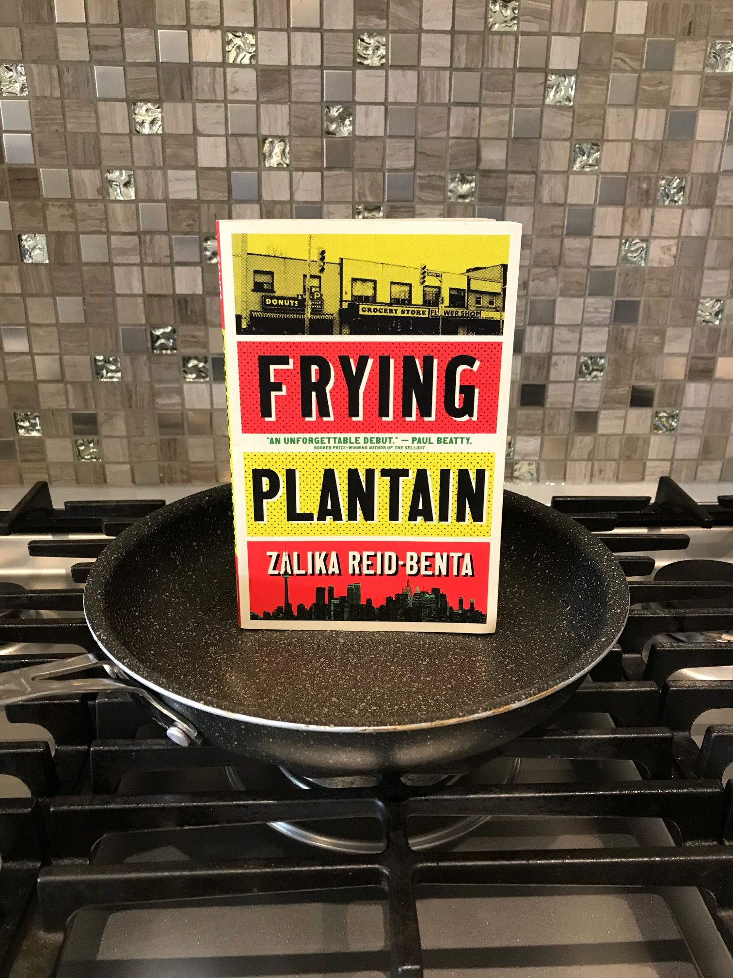 Book Review: Frying Plantain by Zalika Reid-Benta