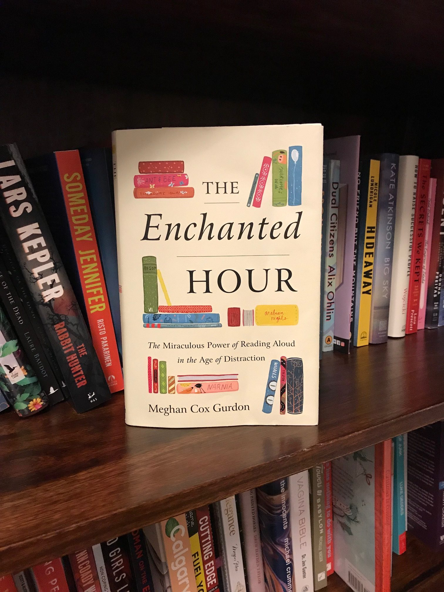 Book Review: The Enchanted Hour by Meghan Cox Gurdon