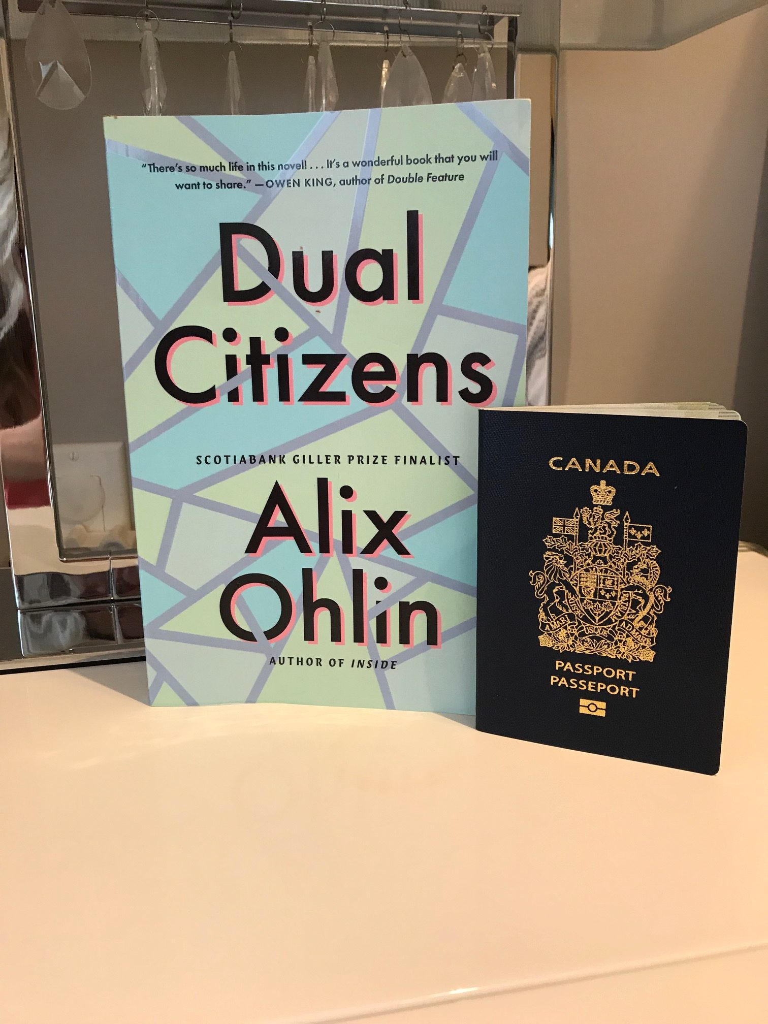 Book Review: Dual Citizens by Alix Ohlin