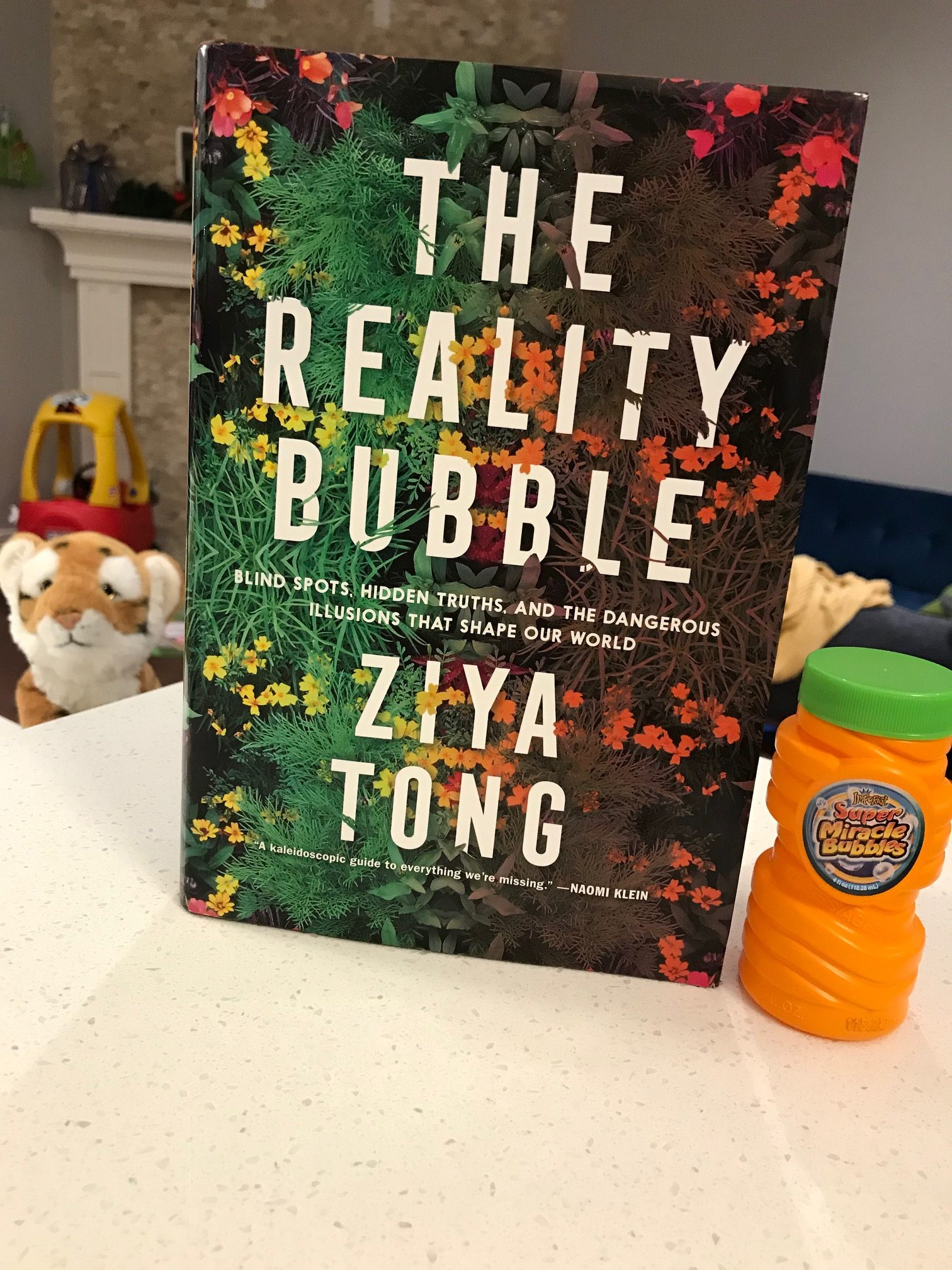 Book Review: The Reality Bubble by Ziya Tong