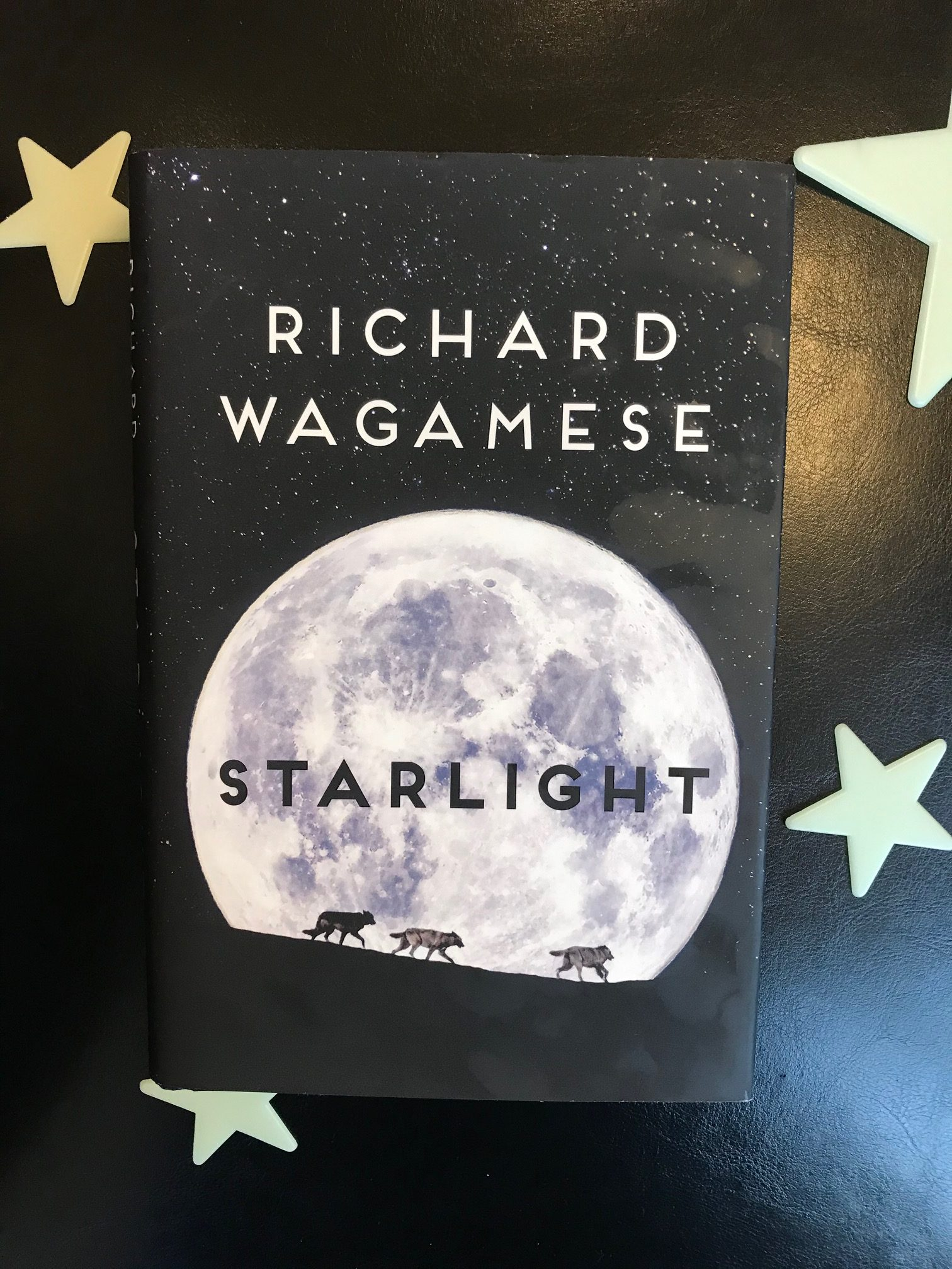 Book Review: Starlight by Richard Wagamese