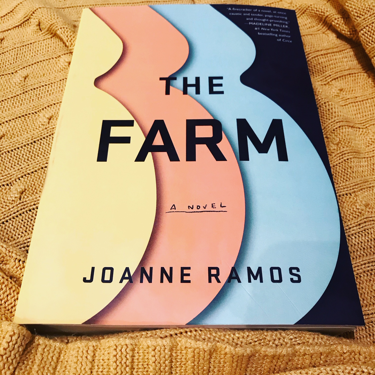Book Review: The Farm by Joanne Ramos