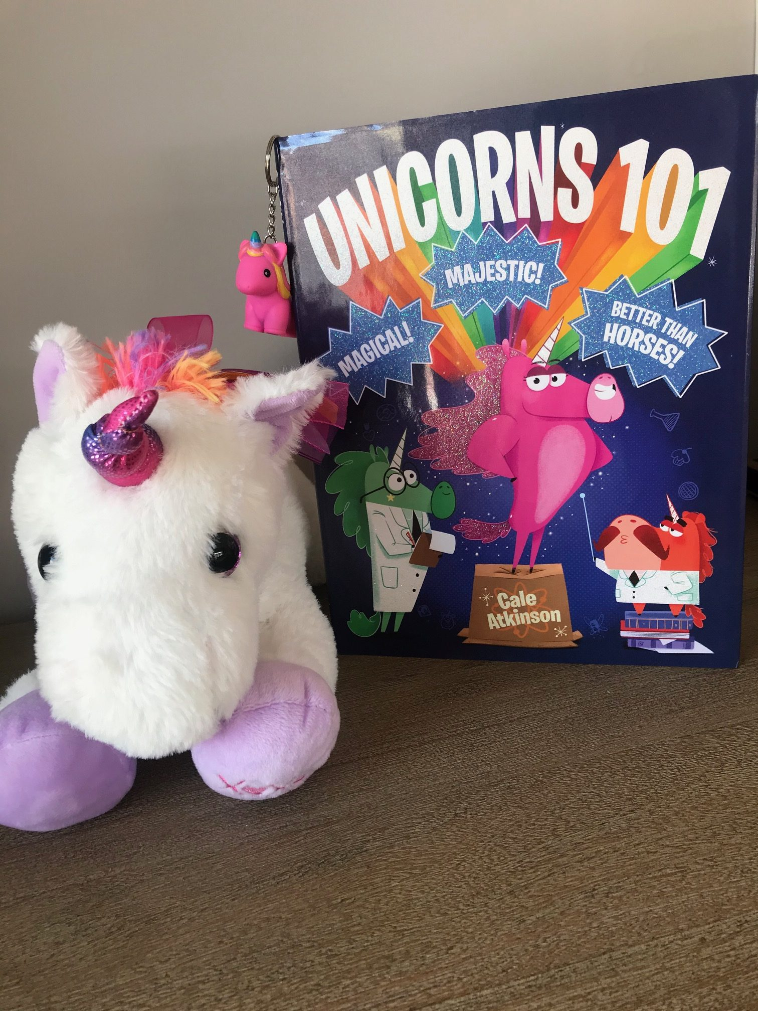 Ivereadthis Jr. Edition: Unicorn Books