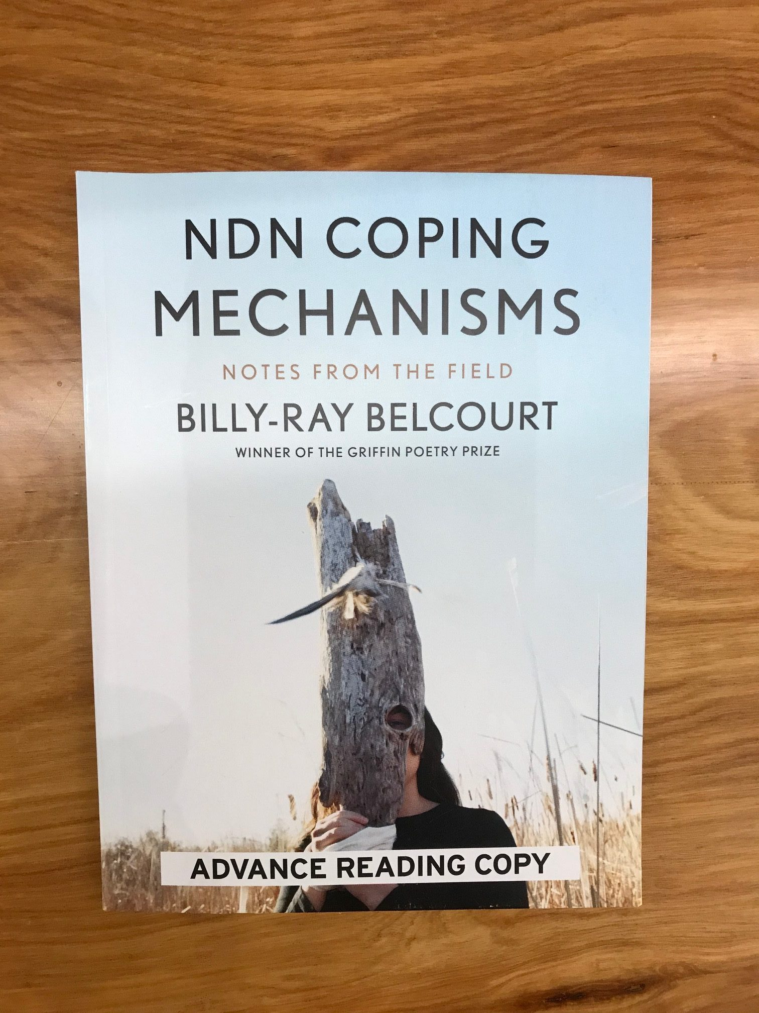 Book Review: NDN Coping Mechanisms by Billy-Ray Belcourt