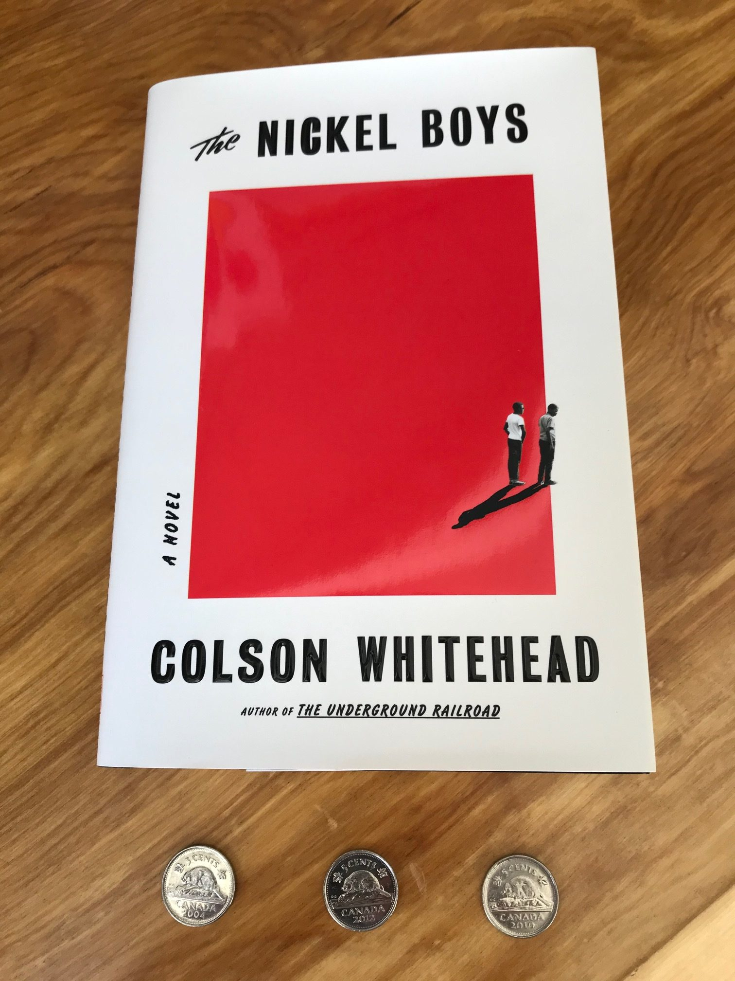 Book Review: The Nickel Boys by Colson Whitehead
