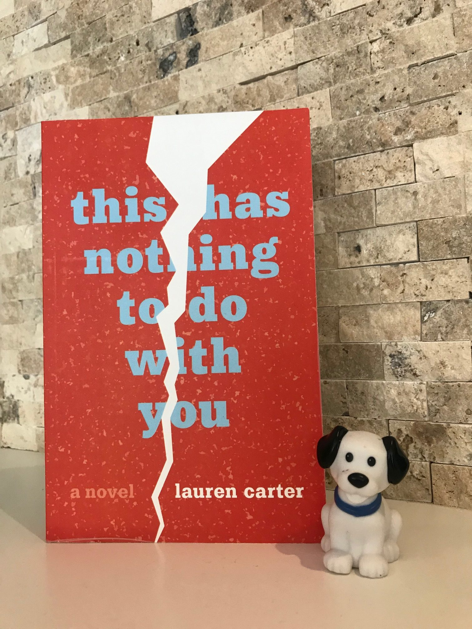 Book Review: This Has Nothing To Do With You by Lauren Carter