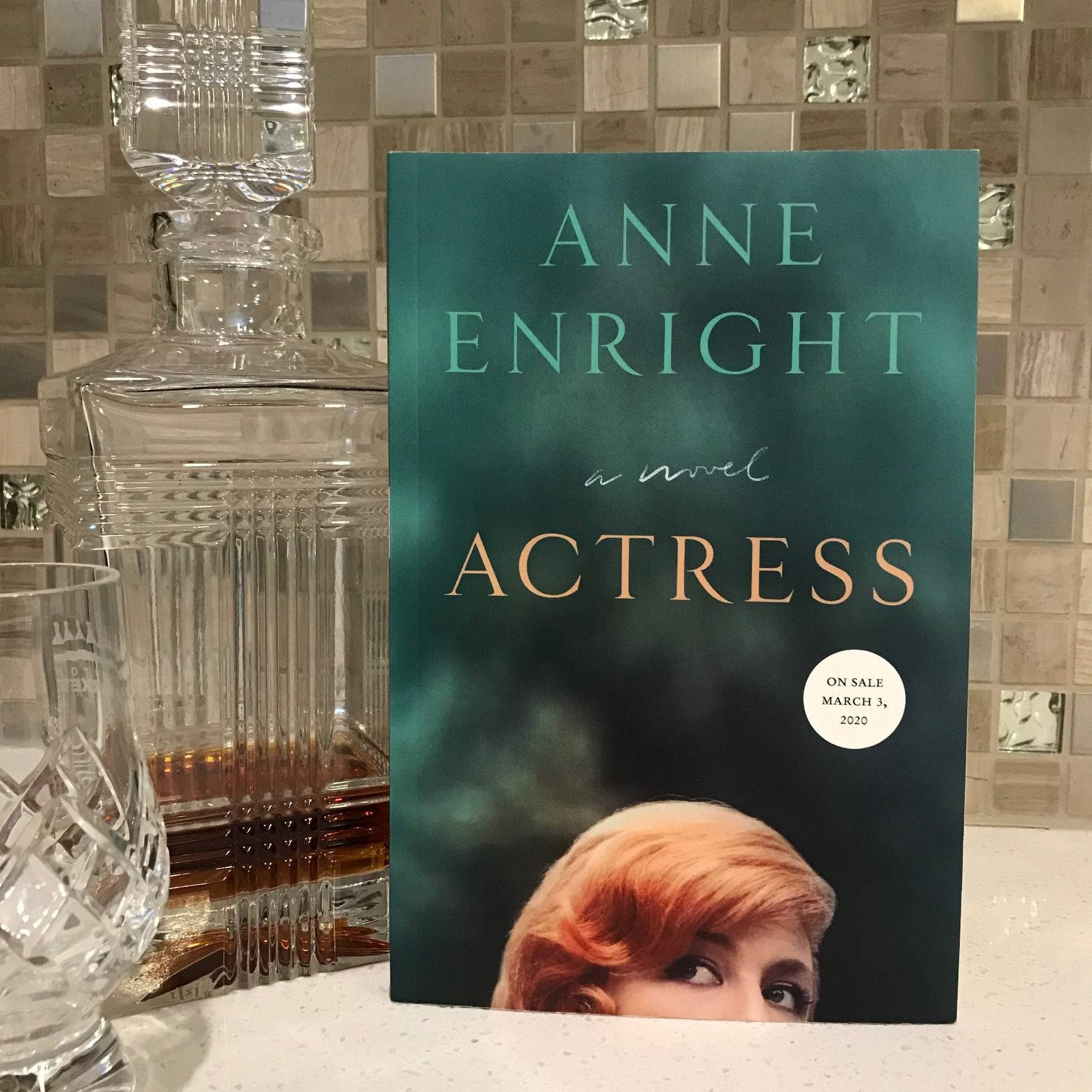 Book Review: Actress by Anne Enright