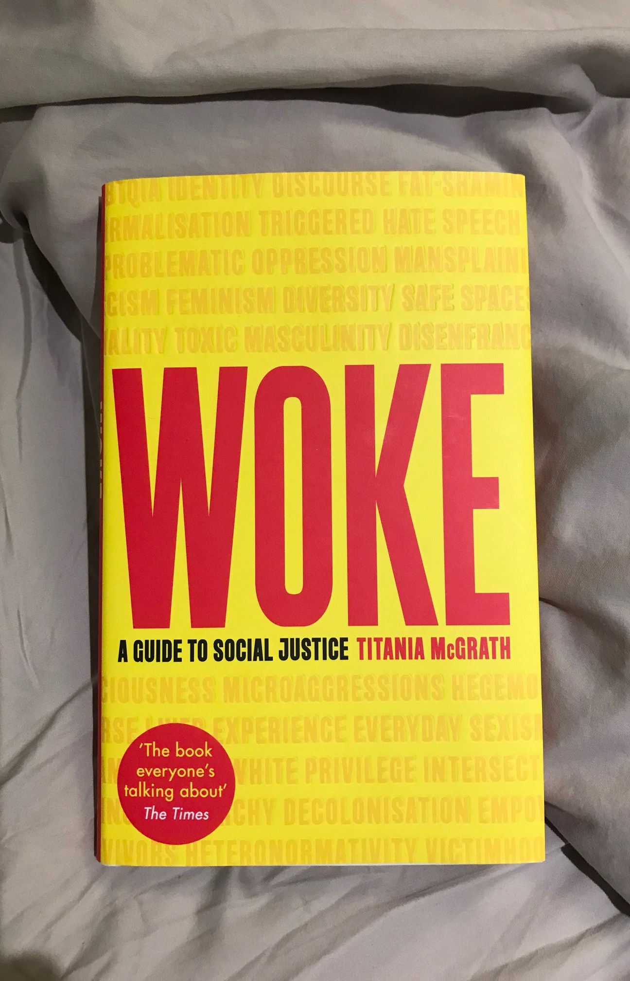 Book Review: Woke, A Guide to Social Justice by Titania McGrath