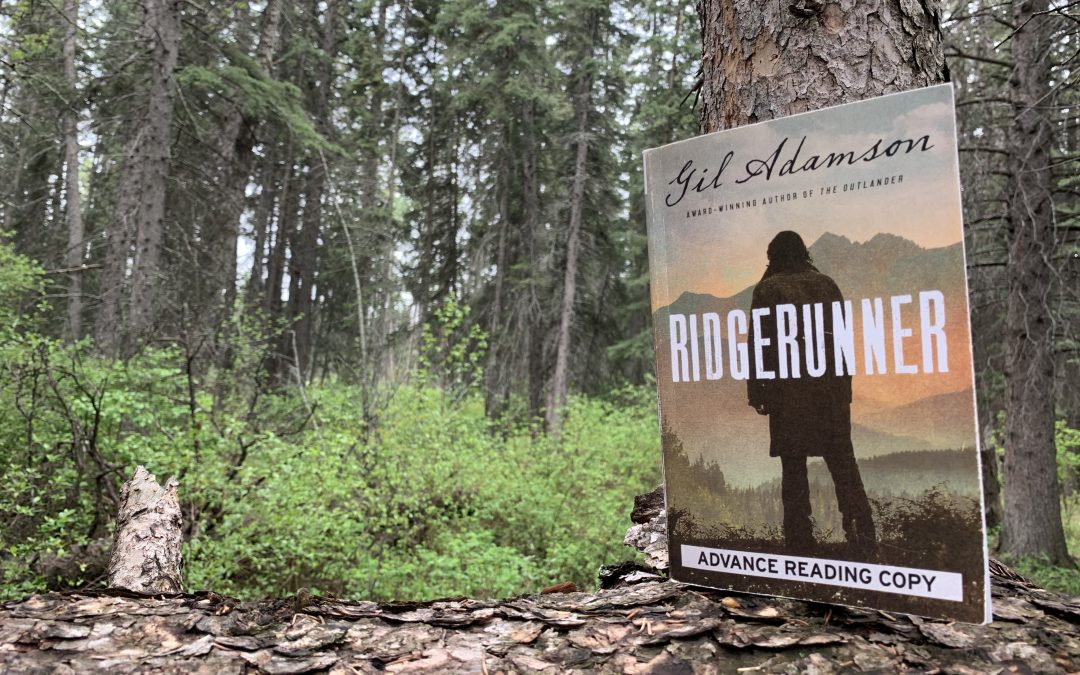 Book Review: Ridgerunner by Gil Adamson
