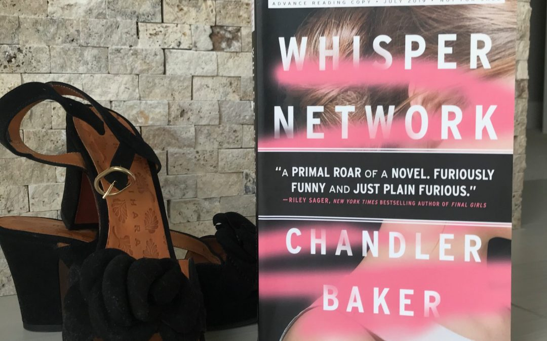 Book Review: The Whisper Network by Chandler Baker