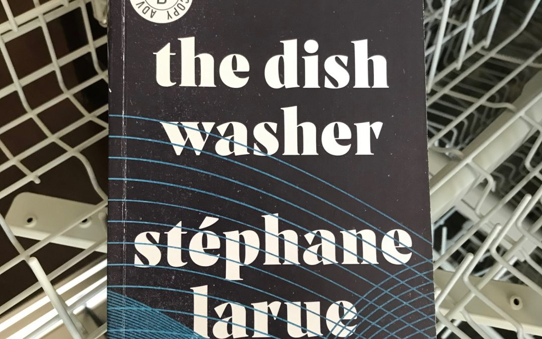 Book Review: The Dishwasher by Stephane Larue