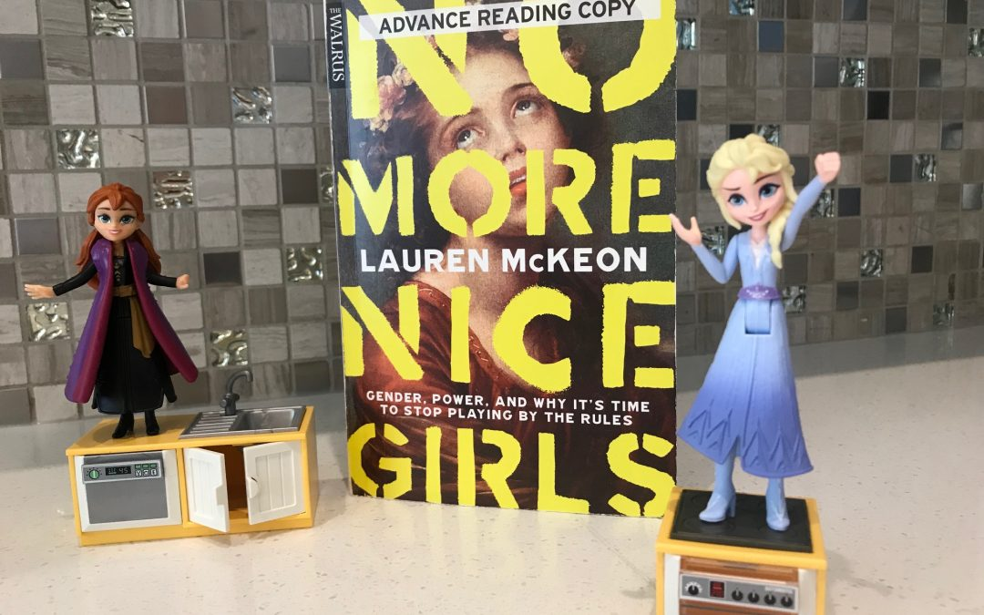 cover image of No More Nice Girls by Lauren McKeon