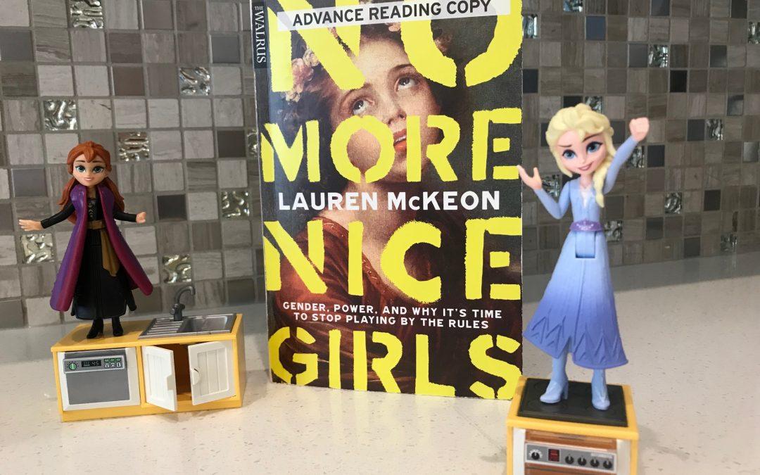 Book Review: No More Nice Girls by Lauren McKeon