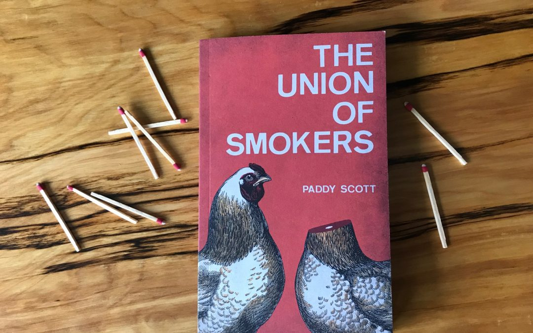 Book Review: The Union of Smokers by Paddy Scott